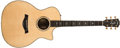 Musical Instruments:Acoustic Guitars, 2007 Taylor 914 CE Natural Guitar, #20071026118....