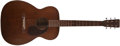 Musical Instruments:Acoustic Guitars, 1952 Martin 00-17 Mahogany Guitar, #126534....