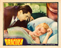 "Movie Posters:Horror, Dracula (Universal, 1931). CGC Graded Lobby Card (11"" X 14"").. ..."