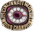 Baseball Collectibles:Others, 1990 Cincinnati Reds World Championship Salesman's Sample Ring....