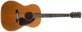 Musical Instruments:Acoustic Guitars, 1968 Gibson LGO Natural Acoustic Guitar, #856259....