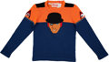 Movie/TV Memorabilia:Costumes, A Clockwork Orange Rare Proof Sweater....