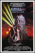 "Movie Posters:Fantasy, Krull (Columbia, 1983). One Sheet (27"" X 41""). Fantasy.. ..."