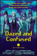 """Movie Posters:Comedy, Dazed and Confused (Gramercy, 1993). One Sheet (27"""" X 40"""") DS. Comedy.. ..."""