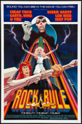 """Movie Posters:Animation, Rock and Rule (MGM/UA, 1983). One Sheet (27"""" X 41""""). Animation.. ..."""