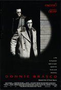 """Movie Posters:Crime, Donnie Brasco (Tri-Star, 1997). One Sheet (27"""" X 40"""") DS. Crime.. ..."""