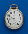 Timepieces:Pocket (post 1900), Illinois 23 Jewel Stiff Bow Sangamo Special. ...