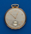 Timepieces:Pocket (post 1900), Hamilton, 21 Jewel, Grade 400. ...