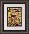 """Miscellaneous Collectibles:General, Lance Armstrong Signed """"Sports Illustrated.""""..."""