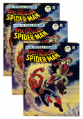 Magazines:Superhero, Spectacular Spider-Man #2 Group (Marvel, 1968) Condition: AverageVF-.... (Total: 6 Comic Books)
