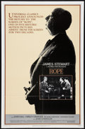 "Movie Posters:Hitchcock, Rope (Universal, R-1983). One Sheet (27"" X 41""). Hitchcock.. ..."