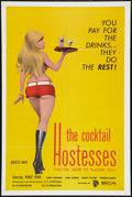 """Movie Posters:Sexploitation, Cocktail Hostesses Lot (SCA, 1973). One Sheets (2) (27"""" X 41"""").Sexploitation.. ... (Total: 2 Items)"""