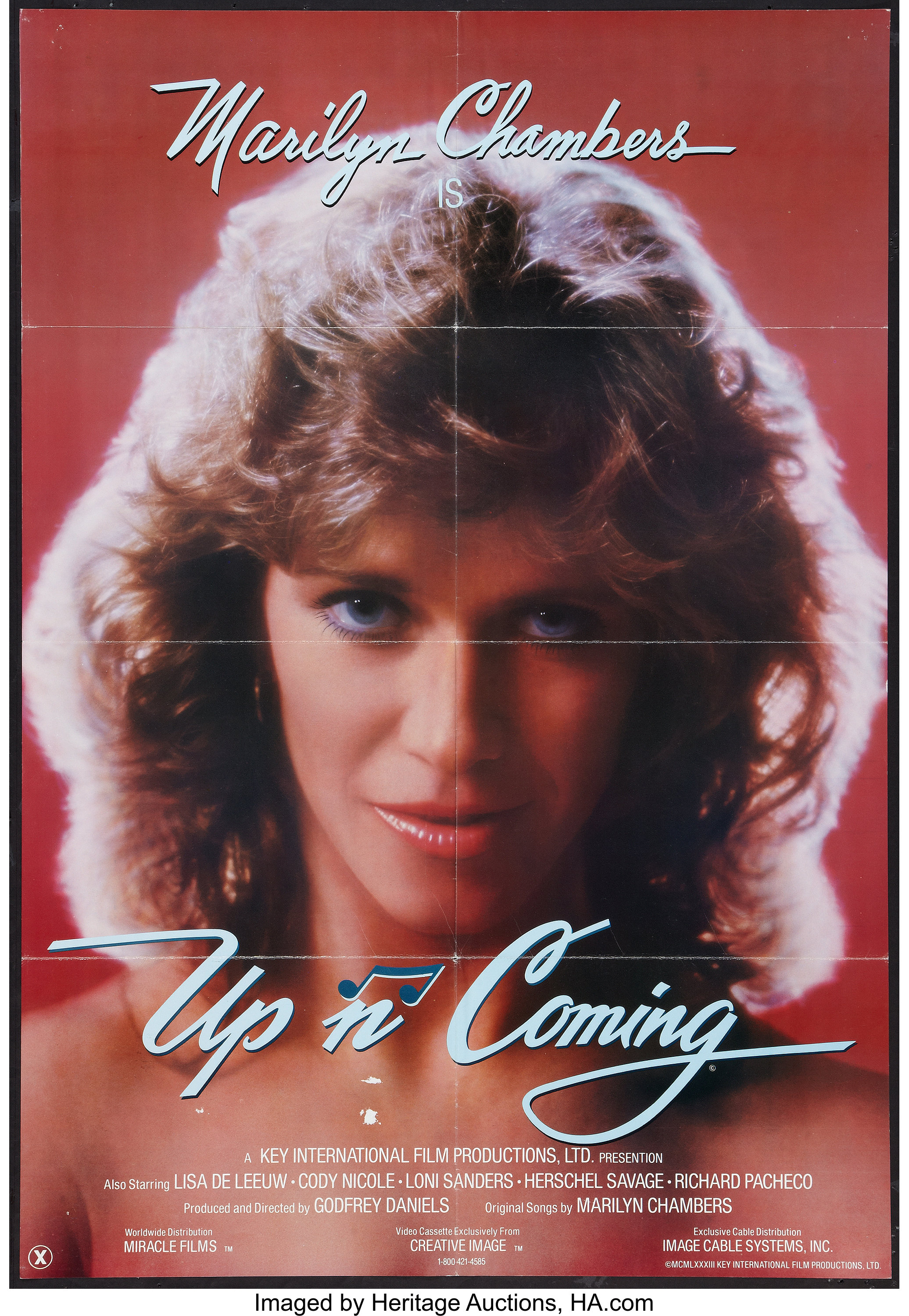 Up N Coming Miracle Films 1983 Poster 23 75 X 34 5 Lot 52400 Heritage Auctions Book a room and save 30%. heritage auctions