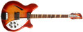 Musical Instruments:Electric Guitars, 1966 Rickenbacker 360 Fireglow Electric Guitar, #FF2079.. ....
