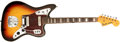 Musical Instruments:Electric Guitars, 1968 Fender Jaguar Sunburst Electric Guitar, #249993....
