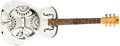 Musical Instruments:Resonator Guitars, 1980s Dobro Nickel Resophonic Guitar, #B323-5....