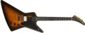Musical Instruments:Electric Guitars, 1982 Gibson Explorer Sunburst Electric Guitar, #80832011....