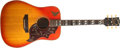Musical Instruments:Acoustic Guitars, 1965 Gibson Hummingbird Sunburst Acoustic Guitar, #564187....
