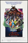 "Movie Posters:Animated, The Black Cauldron (Buena Vista, 1985). One Sheet (27"" X 41""). Animated.. ..."