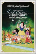 """Movie Posters:Animation, Snow White and the Seven Dwarfs (Buena Vista, R-1967 & R-1983).One Sheet (27"""" X 41"""") and Lobby Card Set of 9 (11"""" X 14""""). A...(Total: 10 Items)"""