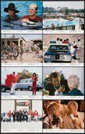 """Movie Posters:Comedy, The Cannonball Run (20th Century Fox, 1981). Lobby Card Set of 8(11"""" X 14""""). Comedy.. ... (Total: 8 Items)"""