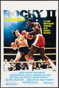 "Movie Posters:Sports, Rocky II (United Artists, 1979). One Sheet and Spanish One Stop (27"" X 41""). Sports.. ... (Total: 2 Items)"