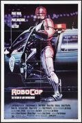 "Movie Posters:Action, RoboCop Lot (Orion, 1987). One Sheets (2) (27"" X 41""). Action.. ...(Total: 2 Items)"