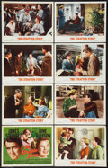 "Movie Posters:Sports, The Stratton Story (MGM, R-1956). Lobby Card Set of 8 (11"" X 14""). Sports.. ... (Total: 8 Items)"
