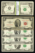 Small Size:Group Lots, All Zeroes and Threes in the Serial Numbers.. ... (Total: 184 notes)