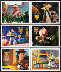 "Movie Posters:Animated, Toy Story 2 (Buena Vista, 1999). Lobby Card Set of 11 (11"" X 14"").Animated.. ... (Total: 11 Items)"