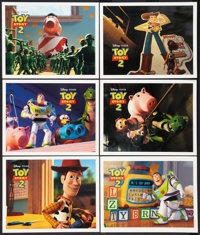 "Toy Story 2 (Buena Vista, 1999). Lobby Card Set of 11 (11"" X 14""). Animated. ... (Total: 11 Items)"