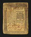 Colonial Notes:Pennsylvania, Pennsylvania December 8, 1775 40s Fine-Very Fine.. ...