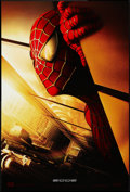 "Movie Posters:Action, Spider-Man (Columbia, 2002). Spanish Language One Sheet (27"" X 40"")Advance. Action.. ..."