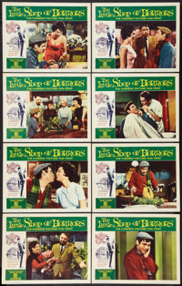 "The Little Shop of Horrors (Film Group, 1960). Lobby Card Set of 8 (11"" X 14""). Comedy. ... (Total: 8 Items)"