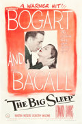 "Movie Posters:Film Noir, The Big Sleep (Warner Brothers, 1946). One Sheet (27"" X 41"").. ..."