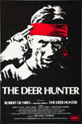 "Movie Posters:Drama, The Deer Hunter (EMI, 1978). British Double Crown (20"" X 30"").. ..."