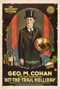 """Movie Posters:Comedy, Hit-the-Trail Holliday (Artcraft, 1918). One Sheet (28"""" X 42"""").. ..."""