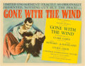 "Movie Posters:Academy Award Winners, Gone with the Wind (MGM, 1940). Title Lobby Card (11"" X 14"").. ..."