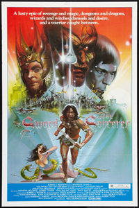 """The Sword and the Sorcerer Lot (Group 1, 1982). One Sheets (2) (27"""" X 41""""). Fantasy. ... (Total: 2 Items)"""