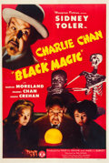 "Movie Posters:Mystery, Black Magic (Monogram, 1944). One Sheet (27"" X 41"").. ..."
