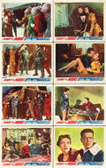 "Movie Posters:Science Fiction, Flight to Mars (Monogram, 1951). Lobby Card Set of 8 (11"" X 14"")..... (Total: 8 Items)"