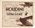 "Movie Posters:Adventure, The Grim Game (Paramount, 1919). Title Lobby Card (11"" X 14"").. ..."