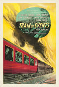 "Movie Posters:Drama, Train of Events (Eagle Lion, 1949). British One Sheet (27"" X 40"")....."