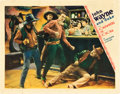 "Movie Posters:Western, Somewhere in Sonora (Warner Brothers - First National, 1933). Lobby Card (11"" X 14"").. ..."
