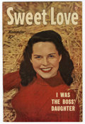 Golden Age (1938-1955):Romance, Sweet Love #2 File Copy (Harvey, 1949) Condition: VF+....