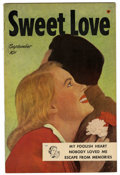 Golden Age (1938-1955):Romance, Sweet Love #1 File Copy (Harvey, 1949) Condition: VF+....