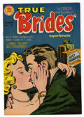 Golden Age (1938-1955):Romance, True Brides' Experiences #9 File Copy (Harvey, 1954) Condition:NM-....