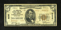 National Bank Notes:Connecticut, Torrington, CT - $5 1929 Ty. 2 The Torrington NB & TC Ch. # 5235. ...