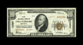 National Bank Notes:Minnesota, Two Harbors, MN - $10 1929 Ty. 2 First NB Ch. # 12357. ...