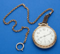 Timepieces:Pocket (post 1900), Hamilton, 21 Jewel 992B. ...